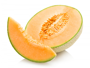 Some fruits are so fragrant and luscious and yummy that we don't think twice about their nutritional value. For many, a cantaloupe is just that sort of fruit.