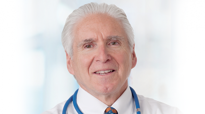 Physician Howard Sperry, director at Erie County Medical Center VIP Primary Care