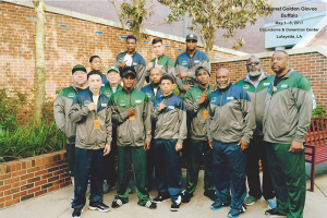 Competitors and coaches from Buffalo Golden Gloves traveled to Louisiana last year to participate in the National Golden Gloves Tournament.