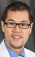 Oncologist Chunkit Fung.