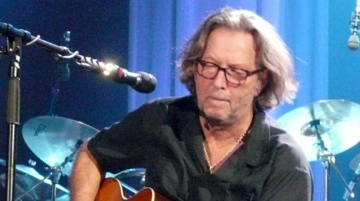 Eric Clapton announced earlier this year he was losing his hearing and was diagnosed with tinnitus — or ringing in the ears.