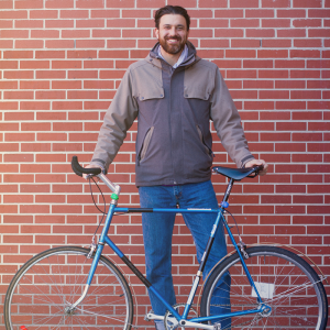 Justin Booth started GObike Buffalo a decade ago after he stumbled on a program in New York City that taught kids how to fix their own bikes, learn the rules of the road and experience the fun and benefits of riding a bicycle.
