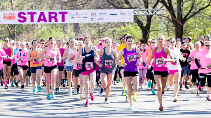 May marks the start of the spring running season — and there are all types of races to choose from in the Buffalo area.