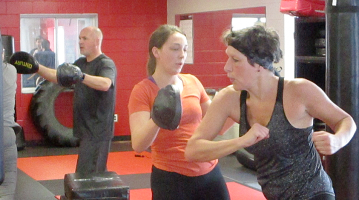 More and more women in Western New York are taking an array of MMA classes for a change of pace in their fitness regimen