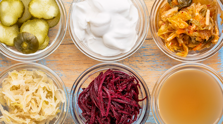 Fermented foods, like kimchi, sauerkraut, pickles and yogurt, can be helpful for your microbiome and your overall health, according to experts.