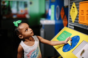 The Buffalo Museum of Science offers opportunities for kids to explore, discover, wonder, reason, reflect, observe and, most importantly, question through its many exhibits, events, workshops and classes. Photo courtesy of Buffalo Museum of Science.