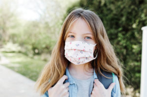 Wearing a mask during school time is part of what administrators are planning for the fall semester as a way to contain the spread of COVID-19.