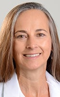 Allison Freeman, pediatric allergist and immunologist at the University at Buffalo Medical Department and Oishei Children's Hospital.