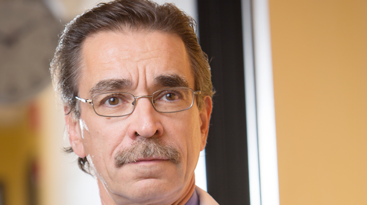 Richard D. Blondell specializes in addiction medicine. He provides care to patients at Erie County Medical Center and Terrace House at Horizon Health Services.
