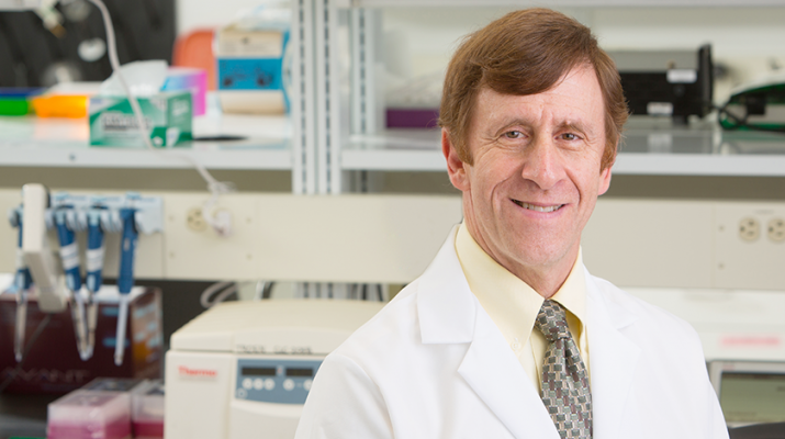 Physician Bruce Troen, professor of medicine and chief of the division of geriatrics and palliative medicine at the University of Buffalo and UBMD Internal Medicine.