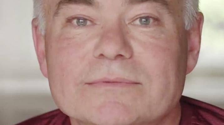 Joe Magiera of Lancaster, a prostate cancer survivor.