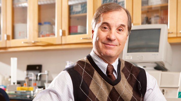Physician Thomas Russo, professor and chief of the division of infectious diseases at the Jacobs School of Medicine and Biomedical Sciences in Buffalo.