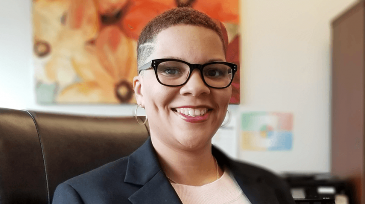 Danise Wilson is the executive director of the Erie Niagara Area Health Education Center