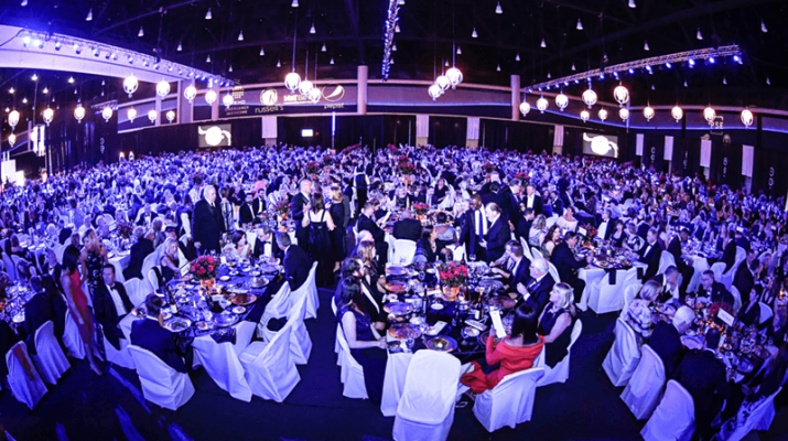 More than 2,000 guests attended the Springfest Gala 2019, which took place May 11 at Buffalo Niagara Convention Center, Convention Center Plaza. The event raised more than $1.2 million, which will benefit ECMC.