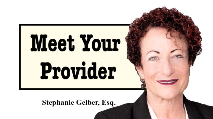 Stephanie Gelber, Esq. has been practicing law for over 35 years, having joined Gelber & O'Connell, LLC as its managing attorney in 2010. Gelber & O'Connell, LLC, located in Amherst, has been assisting injured clients with their car accident and other injury claims for over 20 years.