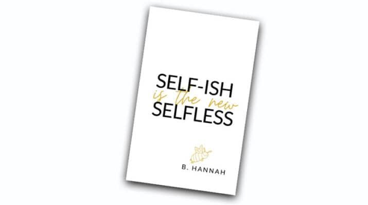 self-ish book