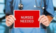 Nurses shortage