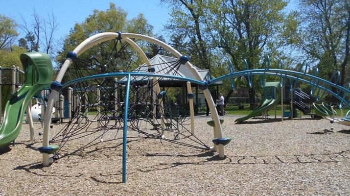 Island Park in Williamsville.